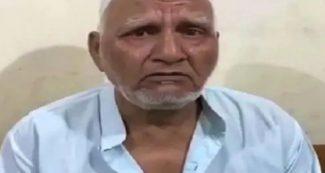 जय श्रीराम के नारे लगवाये, ताबीज की बात झूठी, गाजियाबाद केस में बुजुर्ग ने बदला बयान