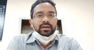 चलती कार से धक्का दिया, हिंसक हुए IAS साहब, पत्नी ने कराया मुकदमा दर्ज