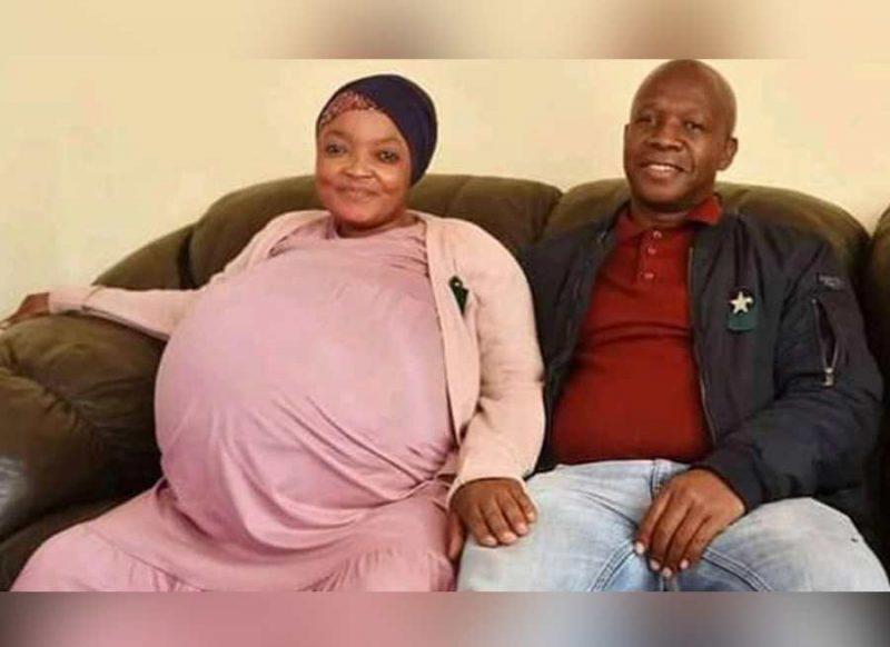 इस महिला ने एक साथ दिया 10 बच्चों को जन्म, अचंभे में डॉक्टर, परिवार और पति खुश