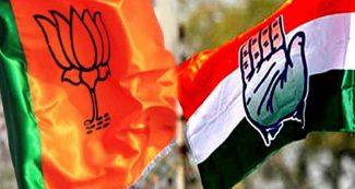 विधानसभा चुनाव से पहले कांग्रेस में खलबली, प्रदेश अध्यक्ष ने सौंपा इस्तीफा, 8 विधायक बीजेपी में शामिल