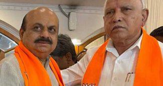 पिता भी रह चुके सीएम, येदियुरप्पा के खासमखास, जानिये कौन हैं कर्नाटक के नये सीएम बसवराज बोम्मई