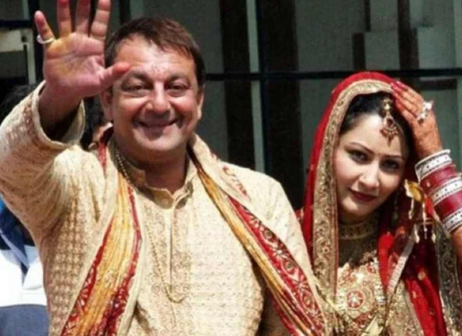 Sanjay dutt manyata (2)