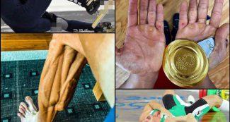 ये तस्वीरें बताती हैं, यूं ही कोई एथलीट नहीं बन जाता