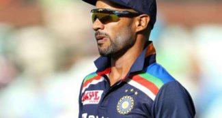 दूसरे टी-20 में टीम इंडिया को मिली हार, मैच के बाद कप्तान शिखर धवन ने बताई वजह