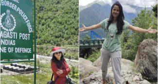 मौत से चंद मिनटों पहले ट्वीट की थी ये तस्वीर, पहली बार अकेली हिमालय घूमने निकली थीं डॉ दीपा