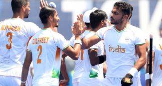 टोक्यो में फिर लहराया तिरंगा, भारतीय टीम ने ओलंपिक चैंपियन अर्जेंटीना को कर दिया चित्त