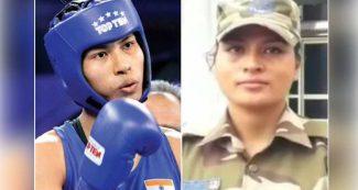 इन बेटियों पर गर्व है, एक ओलंपिक में लाई मेडल तो दूसरी देश की रक्षा में तैनात