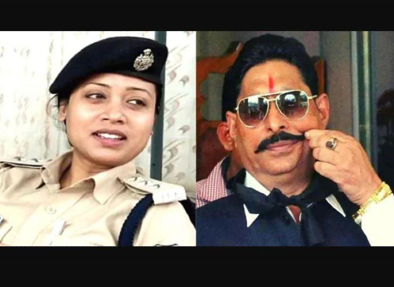 पिता मोदी के मंत्री, इस IPS को कहा जाता है बिहार का लेडी सिंघम, छोटे सरकार को सिखाया था 'सबक'