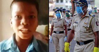 मुंबई पुलिस को भी याद आया 'बचपन का प्यार', यूजर बोले– 21 तोपों की सलामी