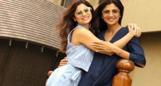 जेल में जीजा जी, बहन शिल्पा शेट्टी के सपोर्ट में शमिता का इमोशनल पोस्ट हो रहा वायरल