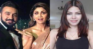 'शिल्पा से खुश नहीं थे राज कुंद्रा, मुझे जबरन करना चाहते थे किस', शर्लिन चोपड़ा का खुलासा