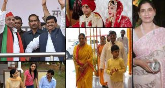शिवपाल यादव से अमीर हैं पत्नी सरला, राजघराने से बहू, जानें डिंपल के चाचा ससुर का कैसा है परिवार
