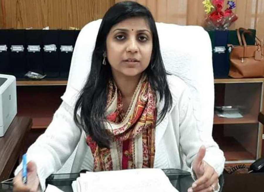 IAS swati