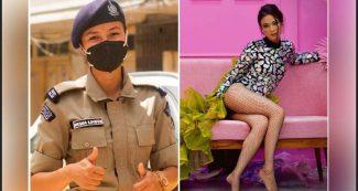 चर्चा में है सिक्किम की ये पुलिस वाली सुपरमॉडल, बॉक्सिंग के साथ बाइक राइडिंग का भी है शौक