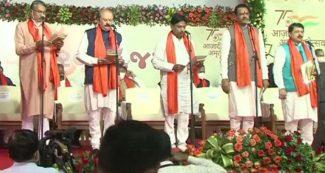 कोई पहली बार जीता चुनाव, तो कोई पेशे से बिल्डर, ऐसे हैं गुजरात के नए बने मंत्री