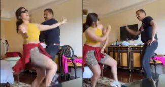 गिरफ्तार DSP-महिला कांस्टेबल से जोड़कर वायरल किया जा रहा डांस वीडियो, जानें क्या है सच