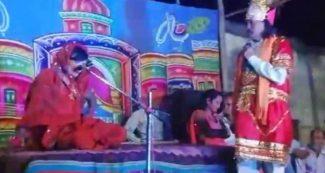 रामलीला के दौरान 'दशरथ' ने मंच पर ही त्याग दिए प्राण, लोग समझते रहे चल रहा है अभिनय