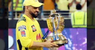CSK का चौथी बार IPL ट्रॉफी पर कब्जा, धोनी ने साक्षी-जीवा को लगाया गले, यूं मनाया जीत का जश्न