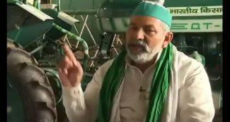 सिंघू बॉर्डर हत्या मामला, राकेश टिकैत का मोदी सरकार पर गंभीर आरोप, करोड़ों का खेल
